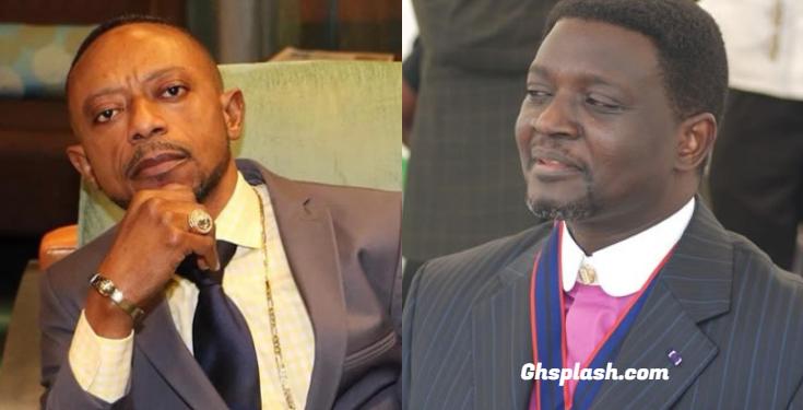 Rev. Owusu Bempah and Bishop Charles Agyin-Asare