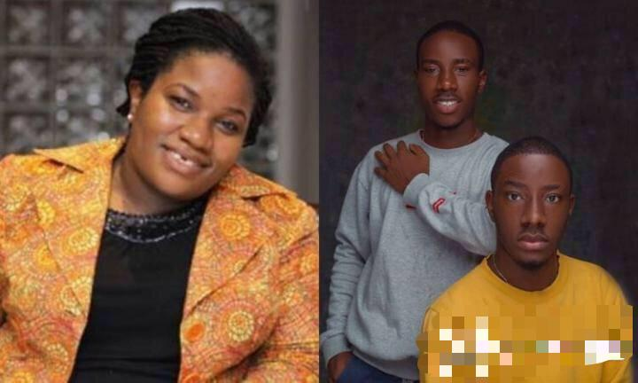 Woman shares a rape story leading to the birth of her Grown-up twins to mark their birthday. 2