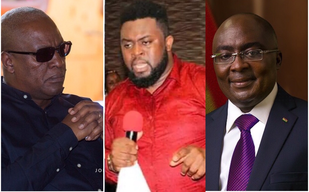 Elections 2020: South African-based Prophet drops new prophecy about John Mahama