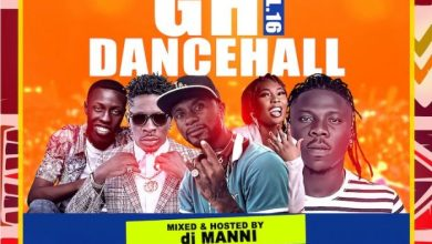Photo of DJ Manni – GH Dancehall (Vol. 16)