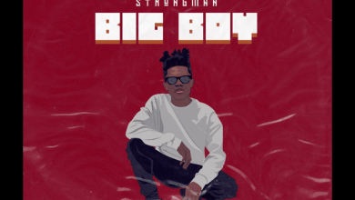 Photo of Strongman – Big Boy (Prod By TubhaniMuzik)