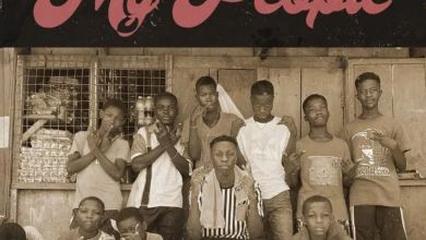 Photo of J.Derobie – My People (Prod. By Beatz Fada)