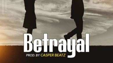 Photo of Koo Ntakra – Betrayal (Prod. by Casper Beatz)