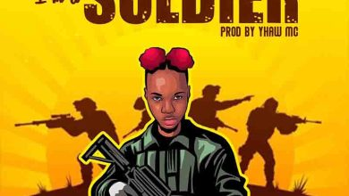 Photo of Edoh YAT – I'm A Soldier (Prod. By Yhaw MC)