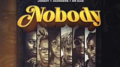 Photo of DJ Neptune – Nobody (Canada Remix) Ft. 4Korners, Kardinal Offishall, Jayd Ink, Joeboy & Mr Eazi