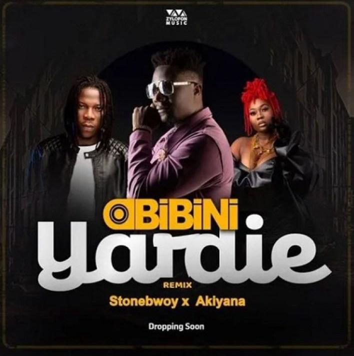 Yardie Remix by Obibini Ft Stonebwoy & Akiyana