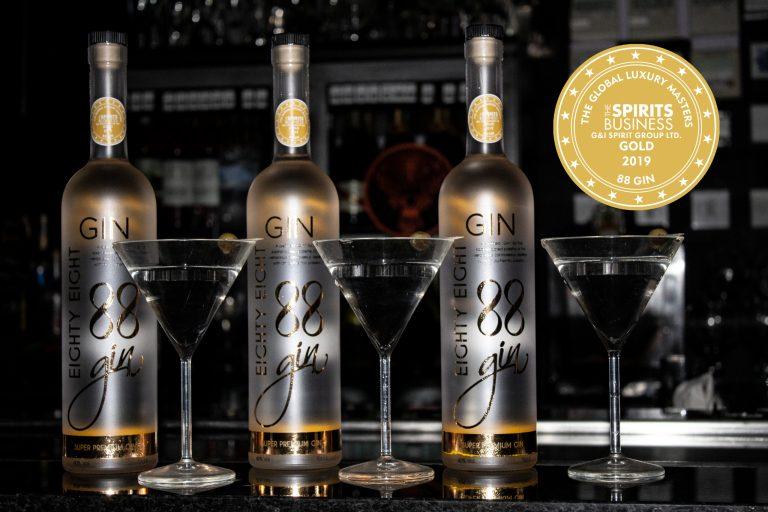 G&I Spirit Group LTD | 88 Gin