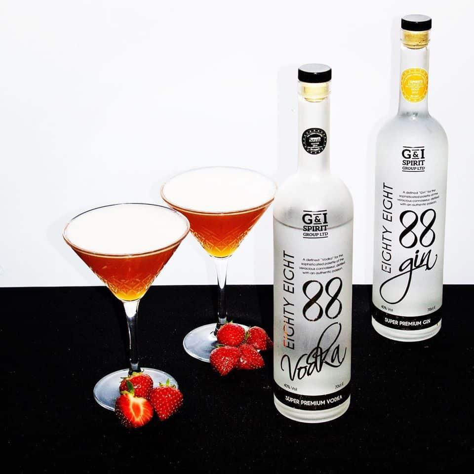 G&I Spirit Group LTD | 88 Vodka