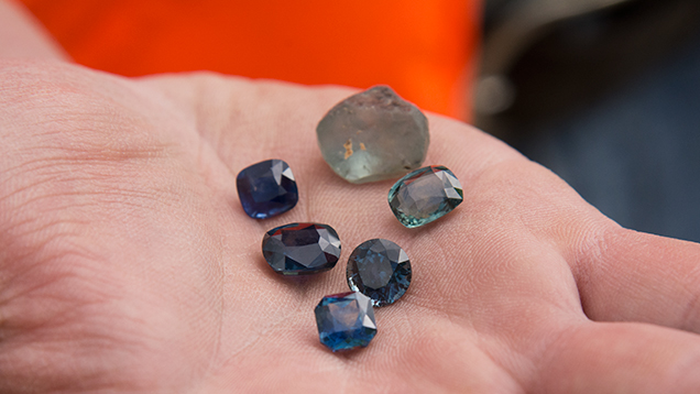 rock creek montana sapphires