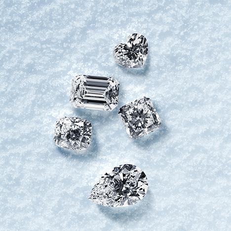 Chất lượng vượt trội của những viên kim cương Diavik. Rio Tinto Diamonds. GIA