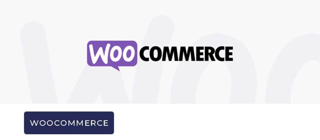 woocommerce per il negozio online
