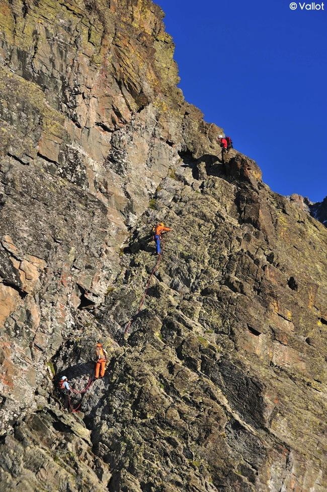Punta Gastaldi 3214 m  via Normale  Rifugio Vitale