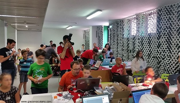 CoderDojo in TAG