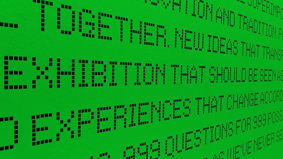 999 Domande sull'Abitare | Studiolabo | IED | io e gli #ecorobot