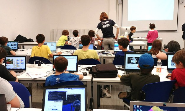 Coderdojo in IED