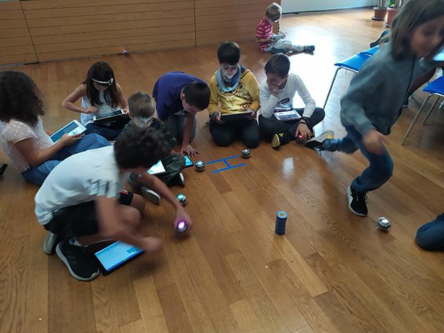 Le challenge entusiasmavano tutti, se poi i ragazzi avevano un loro progetto da proporre lo proponevano creando loro stessi delle challenge.