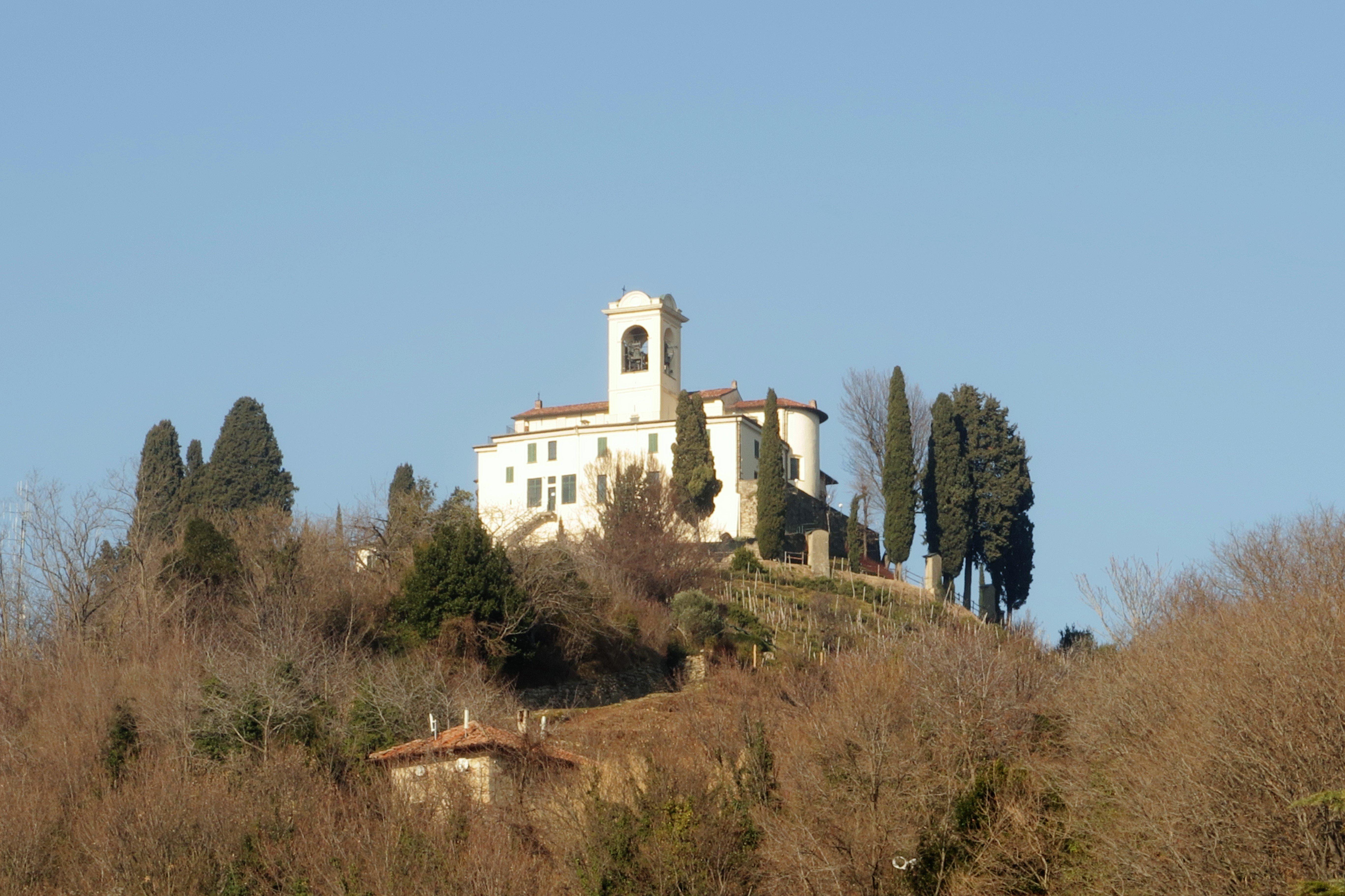 Montevecchia Beata Vergine Del Carmelo