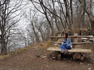Panchina Monte Bolettone