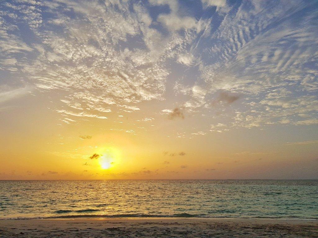Tramonto Maldive