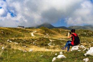 Rifugio gherardi Val Taleggio