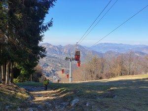 Cabinovia Monte Poieto