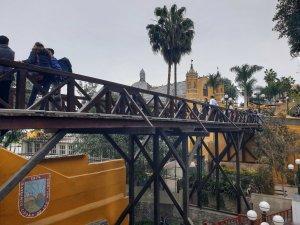 Puente de los suspiros ponte dei sospiri lima