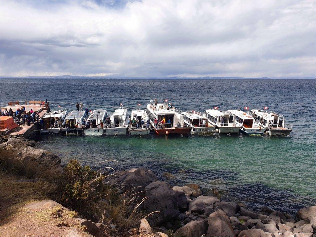 barche titicaca