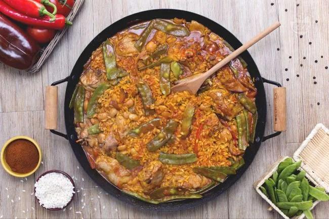 Cucina Spagnola Vegetariana