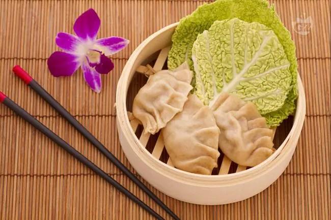Ricetta Ravioli cinesi al vapore  La Ricetta di
