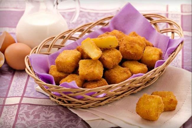 Ricetta Crema fritta  La Ricetta di GialloZafferano