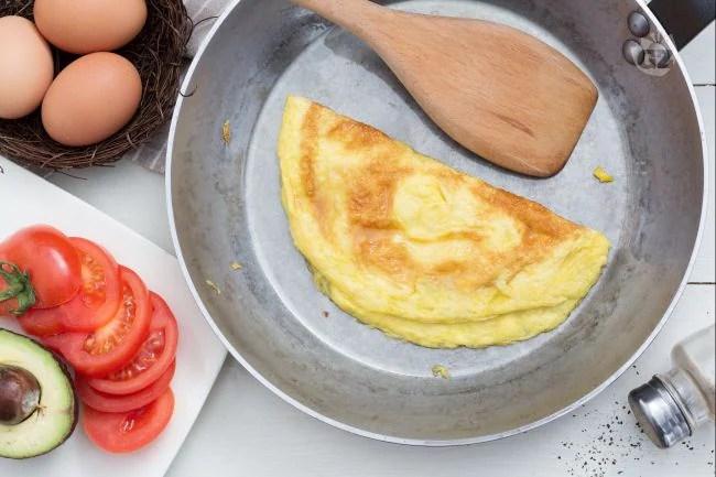 Ricetta Omelette ricetta base  La Ricetta di