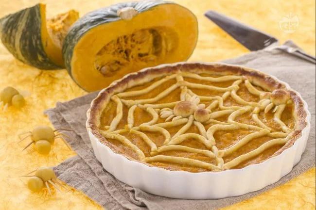 Ricetta Torta di Zucca  La Ricetta di GialloZafferano