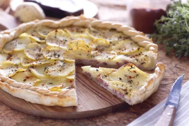 Ricetta Torta rustica salata  Le Ricette di GialloZafferanoit