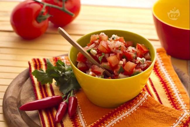 Ricetta Salsa di pomodori messicana  La Ricetta di