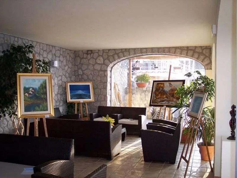 Thàlassa – La terra incontra il mare – Capri 2009