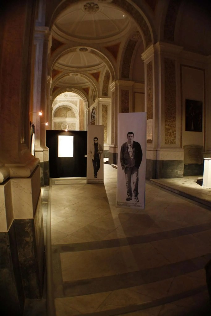 L'Arte contro le Mafie – Cultura+Legalità = Libertà – Napoli