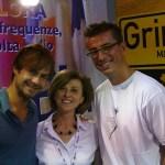 con Guido Martinetti e Federico Grom 1