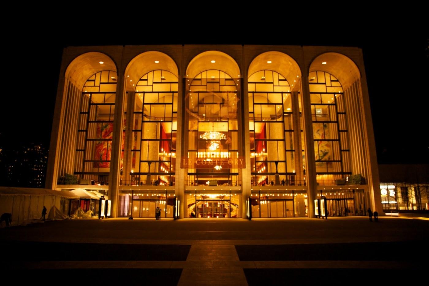 Giancarlo del Monaco – April 1, 2016, Metropolitan Opera of New ...