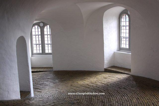 inside Rundetaarn