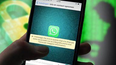 ultimo aggiornamento whats app