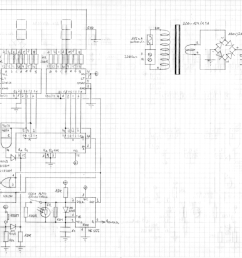 circuit diagram of the c mos clock click to enlarge  [ 2640 x 931 Pixel ]