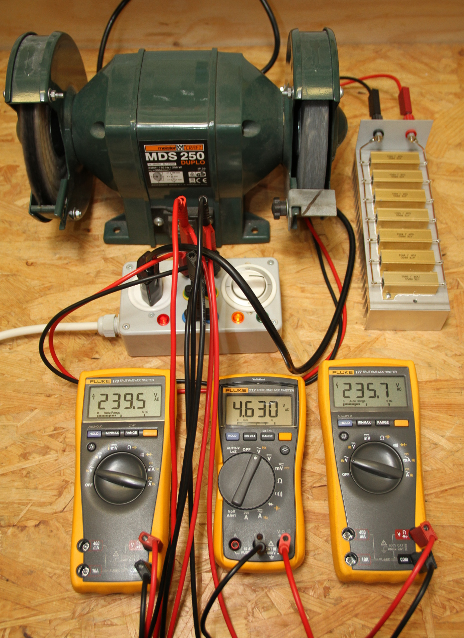 Measuring 3phase Power With 3 Emontxs