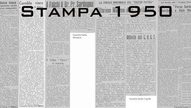 Photo of Il 1950 sugli organi di stampa