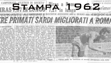 Photo of Il 1962 sugli organi di stampa