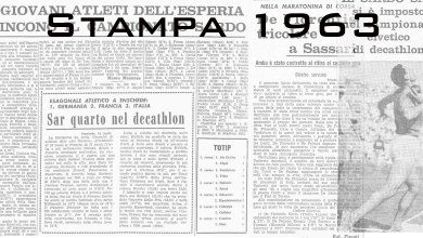 Photo of Il 1963 sugli organi di stampa