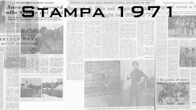 Photo of Il 1971 sugli organi di stampa