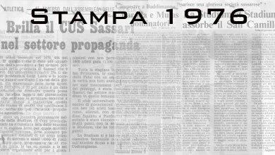 Photo of Il 1976 sugli organi di stampa