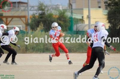 Crusaders Cagliari vs Daemons Martesana, 6-48, 16 ottobre 2011 114
