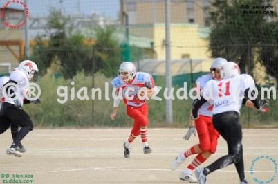 Crusaders Cagliari vs Daemons Martesana, 6-48, 16 ottobre 2011 115