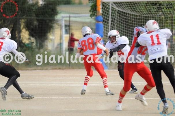 Crusaders Cagliari vs Daemons Martesana, 6-48, 16 ottobre 2011 118